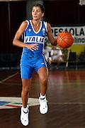 Ritiro Bormio <br /> Italia-Ungheria<br /> Nella foto: Franchini
