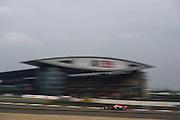 April 20, 2014 - Shanghai, China. UBS Chinese Formula One Grand Prix. Sebastian Vettel (GER), Red Bull-Renault