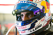 June 13-18, 2017. 24 hours of Le Mans. Sébastien Buemi, Toyota Racing, Toyota TS050 Hybrid