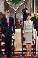 061015 Spanish Royals Visit Navarra