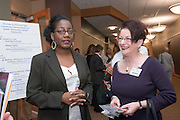 18217Ohio Women Making a Difference Conference: Sponsored by The Ohio University Foundation's Women in Philanthropy initiative...Teri Cross-Davis & Diana Walters