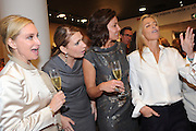 SONYA MORGAN; HEATHER THOMSON; LU ANNE DE LESSEPS; INDIA HICKS, , Jonathan Adler Store opening. Sloane St. London. 16 November 2011. <br /> <br />  , -DO NOT ARCHIVE-© Copyright Photograph by Dafydd Jones. 248 Clapham Rd. London SW9 0PZ. Tel 0207 820 0771. www.dafjones.com.