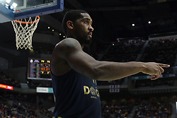 March 2, 2018 - Madrid, Madrid, Spain - Brad Wanamaker, #11 of Fenerbahce in action  during the 2017/2018 Turkish Airlines EuroLeague Regular Season Round 24 game between Real Madrid and Fenerbahce Dogus Istanbul at WiZink center in Madrid. (Credit Image: © Jorge Sanz/Pacific Press via ZUMA Wire)