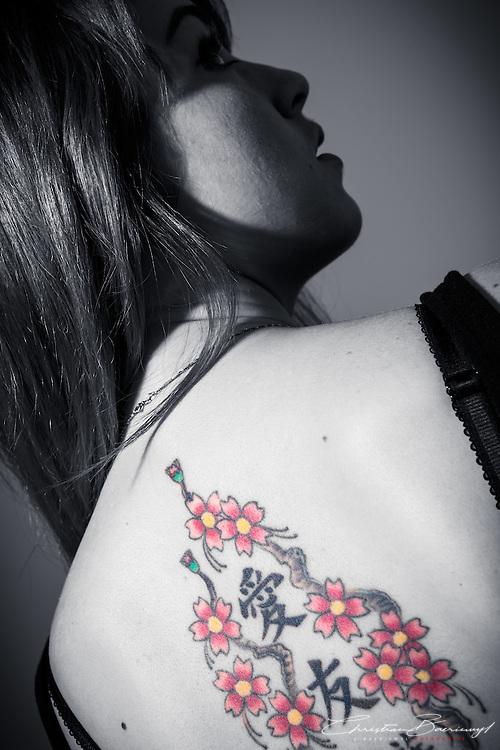 Tattoo. July 2014.