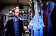 BAAMBRUGGE - Portrait of Fashion desginer Jan taminiau . COPYRIGHT ROBIN UTRECHT