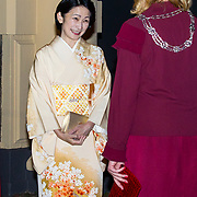 NLD/Den Haag/20181023 - Prinses Akishino en prinses Margriet Centennial Dinner, Prinses Akishino