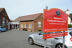 © London News Pictures. 17/06/2014<br /> Crockenhill Primary School in Crockenhill, Kent which has been criticised by parents after children as young as four took part in a pole dancing display at a summer fete. Photo credit:Grant Falvey/LNP