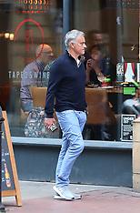 Jose Mourinho Sighting - 8 Aug 2018