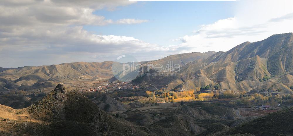 Valle de Alhama: LA Rioja ©Daniel Acevedo / PILAR REVILLA