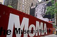 New York , Manhattan -The MOMA, metropolitan museum of modern art  New York  Usa /    Le MOMA, Metropolitan museum of modern art  New York  Usa