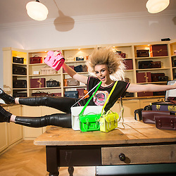 Tallia Storm at The Cambridge Satchel Company