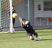 David Mitchell at Dundee pre-season training at GLOBALL Football Park, Budapest, Hungary<br /> <br />  - &copy; David Young - www.davidyoungphoto.co.uk - email: davidyoungphoto@gmail.com