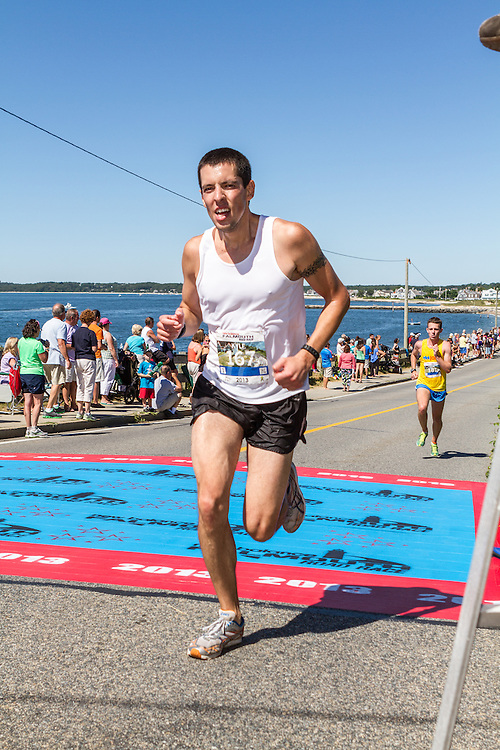41st Falmouth Road Race: Kyle Souza