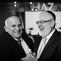 (C) Blake Ezra Photography Ltd. <br /> Chazak Dinner 2018 at Royal Horticultural Hall