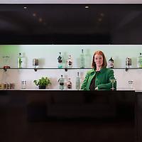 May 2014 Greenalls Distillery , Warrington - Joanne Moore Chief distiller