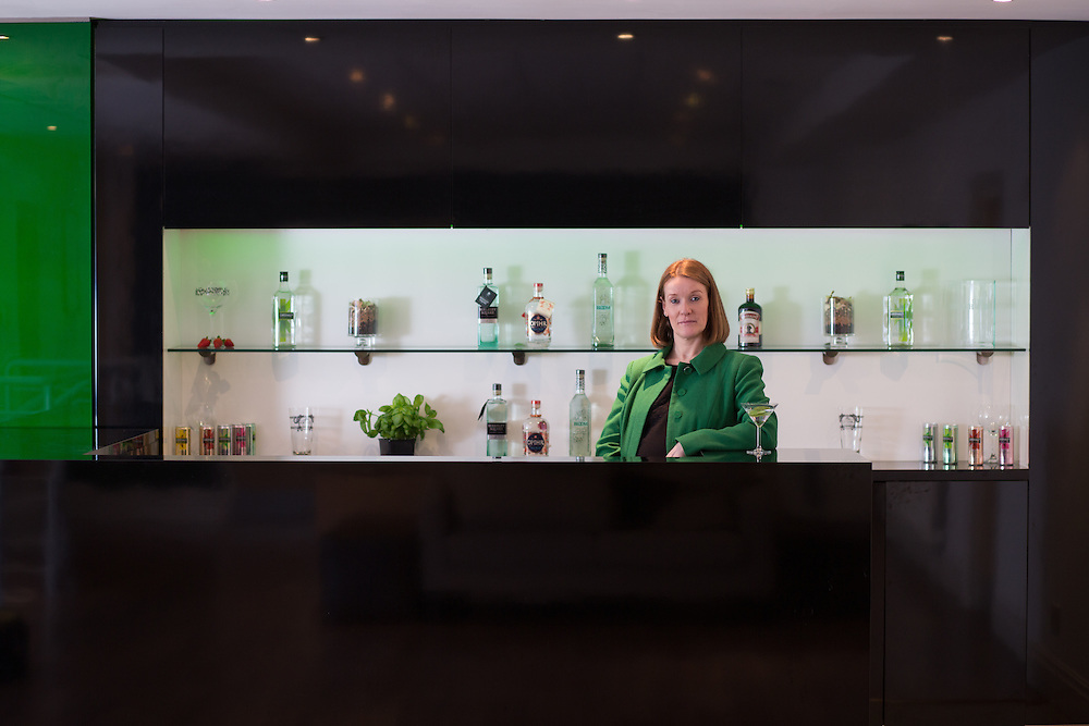 May 2014 Greenalls Distillery , Warrington - Joanne Moore Chief distiller