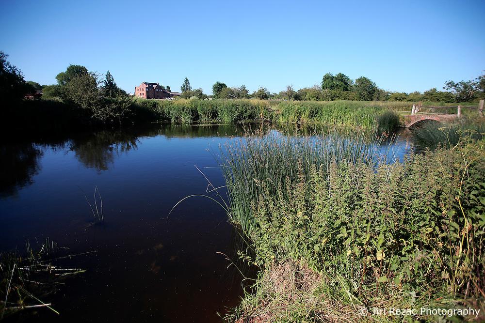UK ENGLAND LEICESTERSHIRE SILEBY 30JUN15 - Meadows near the river Soar at Sileby,  Leicestershire.<br /> <br /> jre/Photo by Jiri Rezac / WWF UK<br /> <br /> © Jiri Rezac 2015