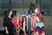 LIAM PAUL DOWLING; NADDY SANE; SOFIA MELENDEZ; DANNY WIGHAM, ORION FACEY, JOIE SO HRYGGAR, I Love Fake: Issue 2 - launch party  to celebrate the second issue of biannual art, culture and style publication.  Protein, 18 Hewett Street, London, 4 April 2012