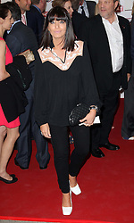 Claudia Winkleman at the UK's Creative Industries Reception held at the Royal Academy of Arts in London, Monday, 30th July 2012.  Photo by: Stephen Lock / i-Images