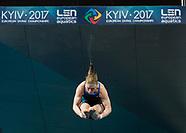 2017 Kiev LEN Diving Euro Champ