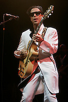 Prince performing at The openning night of Celebrate Brooklyn in Prospect Park on June 15, 2006.