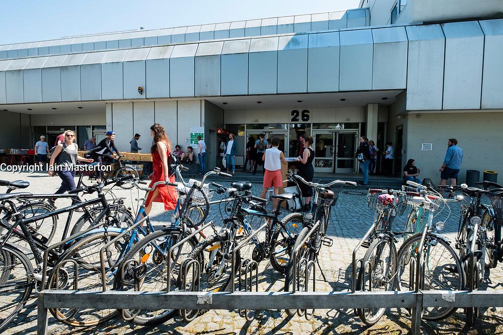 Free University of Berlin in Dahlem ,Berlin Germany