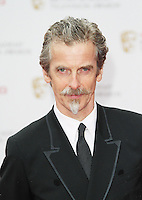 Peter Capaldi, Arqiva British Academy Television Awards, Royal Festival Hall London UK, 12 may 2013, (Photo by Richard Goldschmidt)