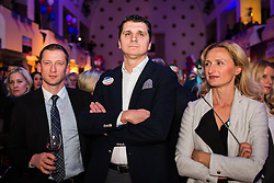 Election Night Party, on November 8, 2016 in Ljubljana, Slovenia. Photo by Ziga Zupan / Sportida