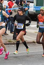 NYC Marathon, Linden