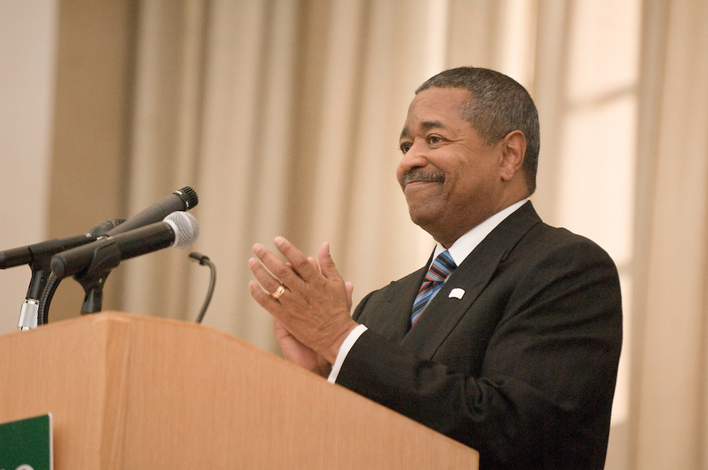State of the University.January 31, 2008.Margaret M. Walter Hall Rotunda..Delivered by President Roderick J. McDavis