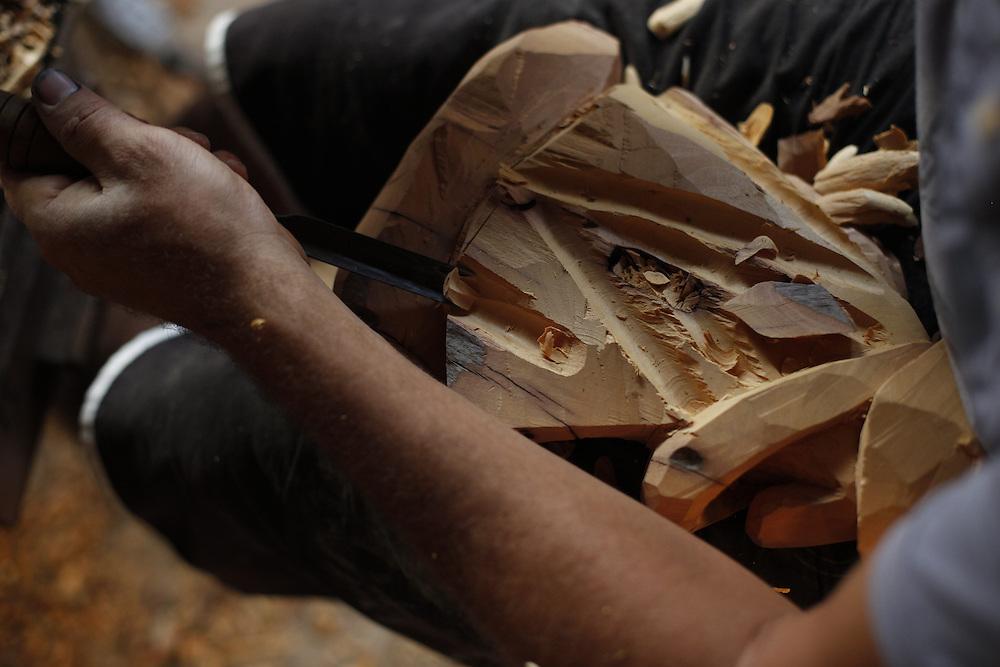 Juazeiro do Norte_CE, 14 de Setembro de 2012<br /> <br /> Projeto ABIHPEC<br /> <br /> Artesanato tipico da regiao do Vale do Cariri<br /> <br /> Foto: LEO DRUMOND / NITRO