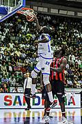 Tony Easley<br /> Banco di Sardegna Dinamo Sassari - Angelico Biella<br /> Legabasket Serie A Beko 2012-2013<br /> Sassari, 30/09/2012<br /> Foto L.Canu / Ciamillo-Castoria