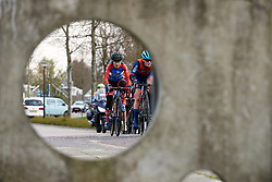 Ane Santesteban (ESP) at Healthy Ageing Tour 2019 - Stage 4B, a 74.6km road race from Wolvega to Heerenveen, Netherlands on April 13, 2019. Photo by Sean Robinson/velofocus.com