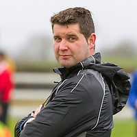 Clare Manager Mick Sheil