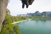 View of Railay Bay East Ao Railay Thailand&#xA;<br />