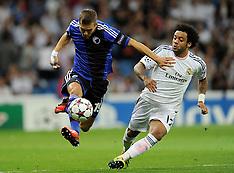 20131002 Real Madrid - FC København UEFA Champions League fodbold