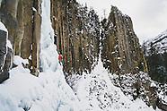 Palisade II Ice Climb