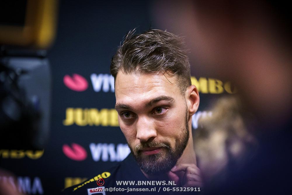 NLD/Veghel/20181221 - Presentatie van Team Jumbo, Kjeld Nuis