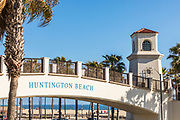 Huntington Beach Pedestrian Bridge