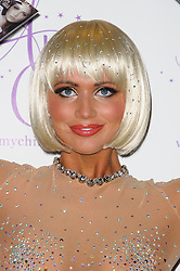 The Ex Only Way is Essex Star Amy Childs attends the The Launch Of Amy Childs' Hair Vajazzles held at the Worx, London, Wednesday May 16, 2012. Photo By Chris Joseph/i-Images