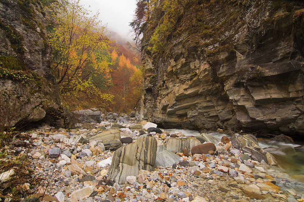 Rhodope Mountains in Autumn