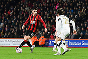 Harry Wilson (22) of AFC Bournemouth on the attack during the The FA Cup match between Bournemouth and Luton Town at the Vitality Stadium, Bournemouth, England on 4 January 2020.