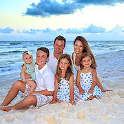 Doull Family Beach Photos
