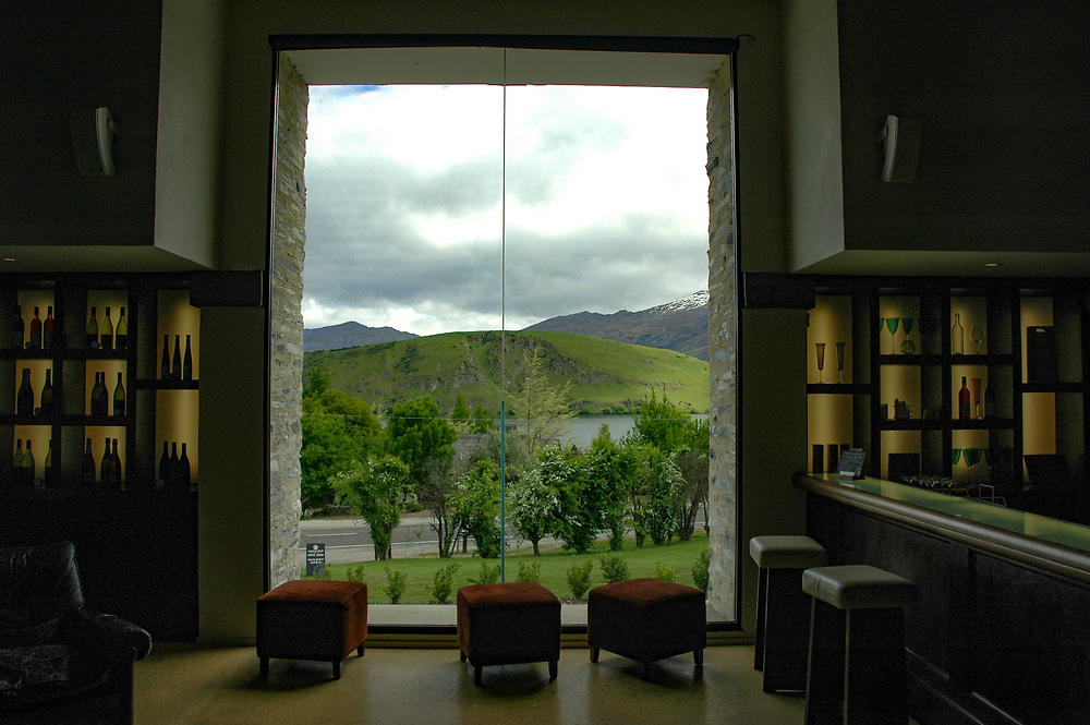 Tasting Room, Amisfield, Central Otago