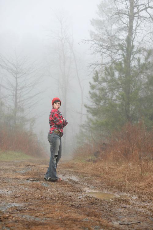 Christy Jeane Smith, Carrboro, NC, Dec. 14, 2009.