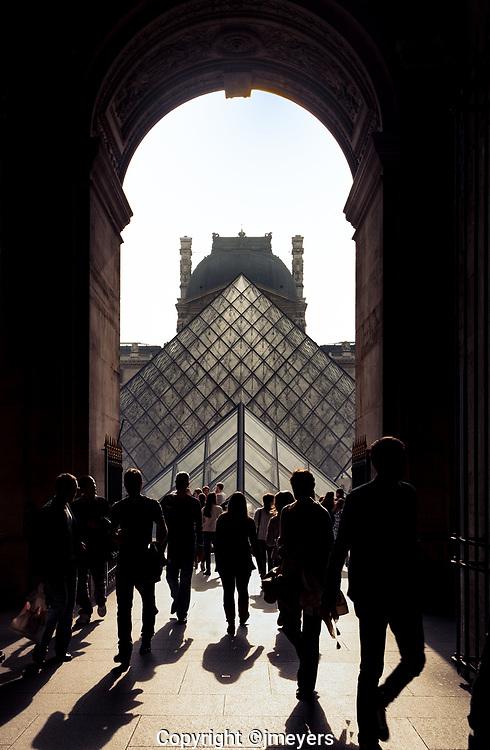 The Louvre Paris France