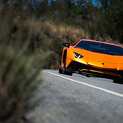 Lamborghini Huracan and SV drives