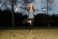 8 November 2012:  Brianne Huskins photographed for The Hockey News NHL hockey wives article.