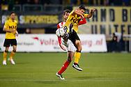 16-04-2016 VOETBAL:RODA JC - PSV:KERKRADE<br /> Davy Propper van PSV in duel <br /> Foto: Geert van Erven