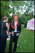 GEORGIE GRAY; KIT WILSON, The Tercentenary Ball, Worcester College. Oxford. 27 June 2014